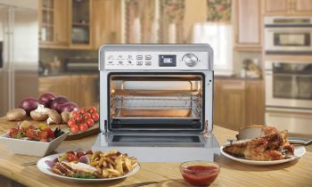 23LTR DIGITAL AIRFRYER OVEN COMBO
