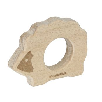 ALL NATURAL WOODEN TEETHER SHEEP