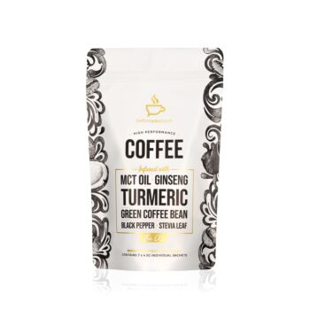 Before You Speak Coffee 7 Serve Trial Pouch - Performance Blend