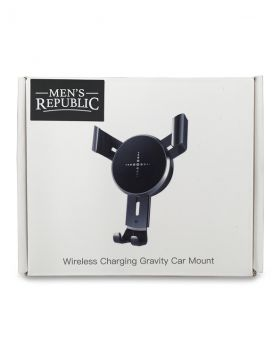 Men's Republic Wireless Car Phone Charger