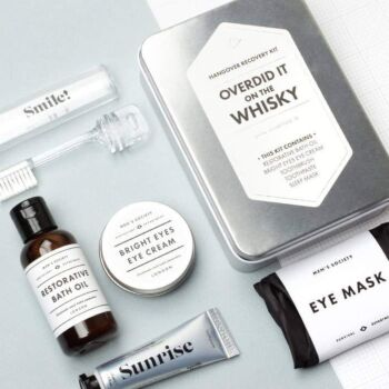 Hangover Recovery Kit - Overdid It On Whisky Kit