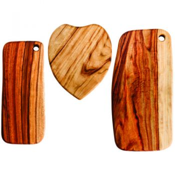 Fab Slabs - Antibacterial Wooden Cutting Boards and Grazing Platters - Model FS-PACK 03