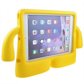 Shockproof Tough Children Kids Rubber Safe Case Cover iPad Mini 1 2 3 Yellow