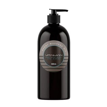 Sports Massage Oil 500ml - Professional Only