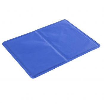 Summer Cool Gel Pad Mat - Small Blue