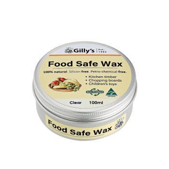 Food Safe Wax 100ml