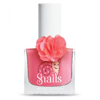Snails Fluer Rose washable nail polish