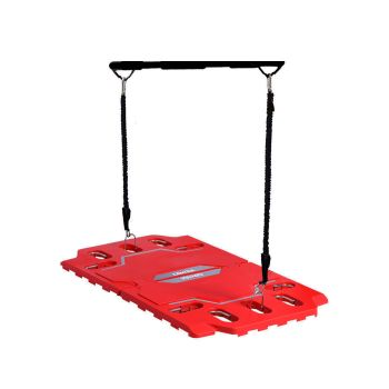Centra Portable Gym Fitness Trainer in Red Colour