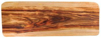 Fab Slabs - Antibacterial Wooden Cutting Boards and Grazing Platters - Model FS-GP-600mm