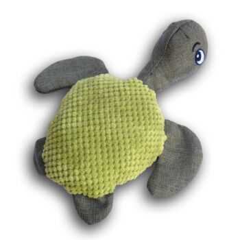PetPat Pet Toys Crinkly Turtle