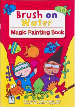 Book Magic Painting 295mm x 210mm 16pg