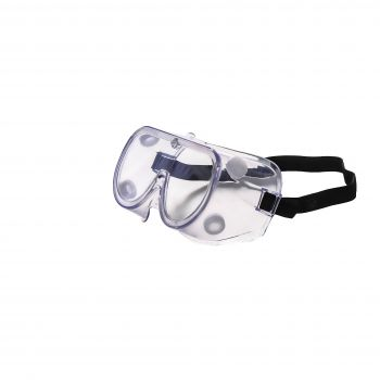 Virafree Adjustable Safety Goggles PVC - Clear