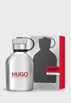 Hugo Iced by HUGO BOSS for Men (75ml) Eau de Toilette-BOTTLE