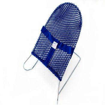 Baby Bounce Wire Bouncer - Navy