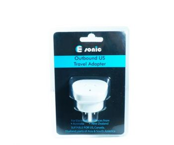 OUTBOUND US TRAVEL ADAPTER