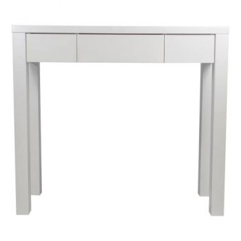 Karen Hall Console Table - High Gloss White