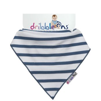 DRIBBLE ONS Nautical Stripe
