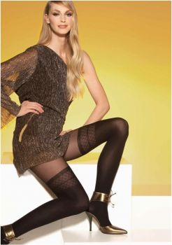 Fashion Tights Longuette Style Kim