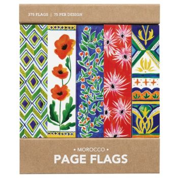 Page Flags-Morocco