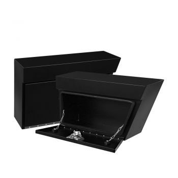 Giantz Ute Tool Box Right UnderTray Toolbox Under Tray Aluminium Underbody
