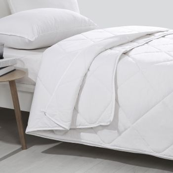 Wooltara Luxury Four Season Two Layer Washable Australian Wool Quilt Double Bed
