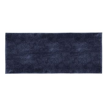 Microplush Bath Runner 50 x 140cm Navy