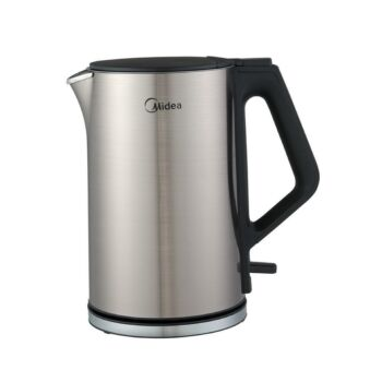 Midea MK-15H01B Double Wall Stainless Steel Kettle 1.5L