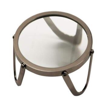 "Desk Magnifier 4"" - Brass"