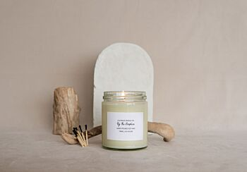 By The Fireplace Candle