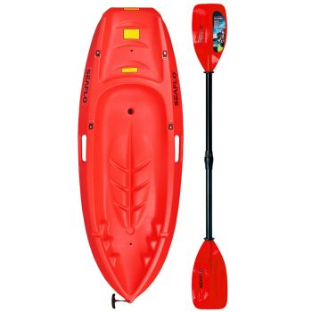 Lifespan Kids SEAFLO Kids Kayak with Paddle