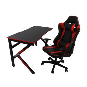 Levede Computer Gaming Chair in Red