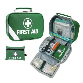 258 Piece Premium 2-in-1 Emergency First Aid Kit ARTG Registered Australia
