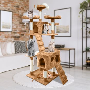 PaWz 1.8M Cat Scratching Post Tree Gym House Condo Furniture Scratcher Tower