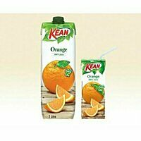 Kean Orange Juice 1ltr