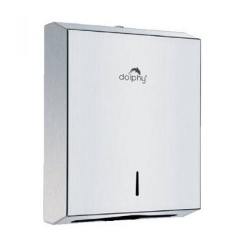 Dolphy Stainless Steel Paper Towel Dispenser