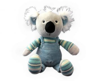 Plush Toy Koala - Blue