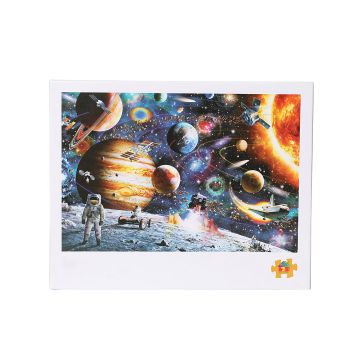 Jigsaw Puzzles 1000 Piece Space DIY Puzzle for Children
