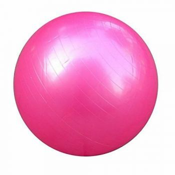 Mad Ally 60cm Exercise Ball Pink