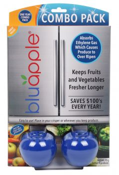 BLUAPPLE® CLASSIC 1 YEAR COMBO PACK 2x Bluapples® (with Satchels) + 8x Satchel Refills