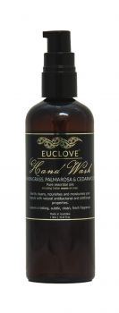 Euclove Handwash Palmarosa, Lemongrass & Cedarwood 300 ml Carton of 6 pieces