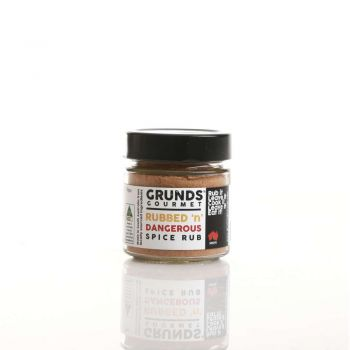 Grunds Gourmet Rubbed 'n' Dangerous Spice Rub