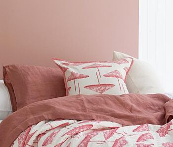 Pink Pretty Parasol Cushion