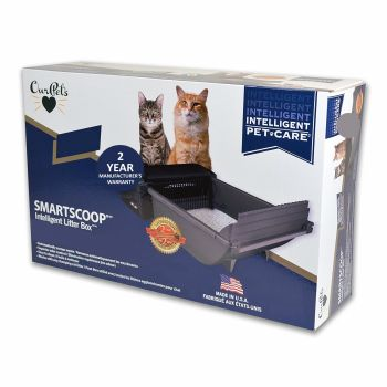 SmartScoop Automatic No-Scoop Cat Litter System