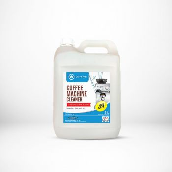 Lite 'n Free 5LTS - Coffee Machine Cleaner Liquid