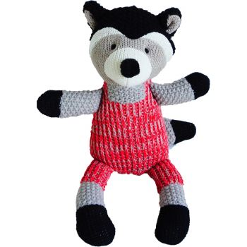 Racoon Baby Soft Toys - 30CM