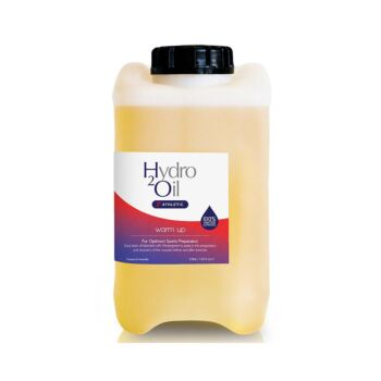 Caronlab Hydro Oil Athletic Warm Up Massage Oil & Pouring Tap (5 Litre)