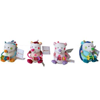Activity Baby Soft Toys - 14CM