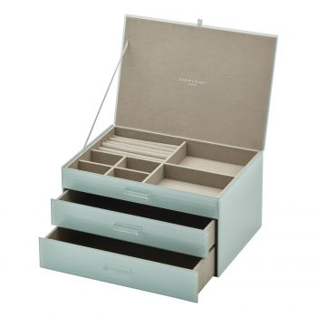 GABRIELLA Mint XL Jewellery Box