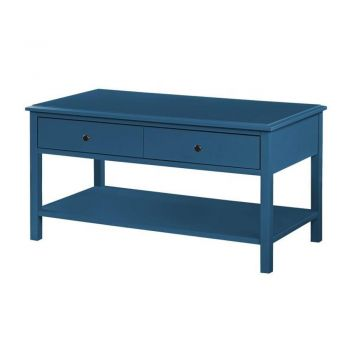 Wyatt Walker Coffee Table - Teal