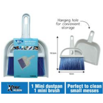 214891 - Mini Dustpan And Brush
